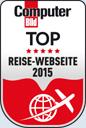 ComputerBILD: Top Reise Website 2015