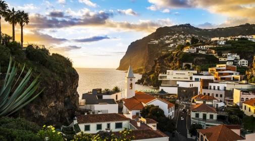 Madeira Insel des ewigen Frühlings