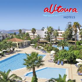 alltoura Hotel Tigaki Beach