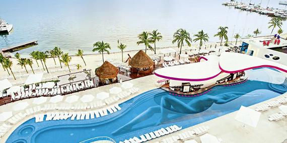 Hotel Temptation Cancun Resort